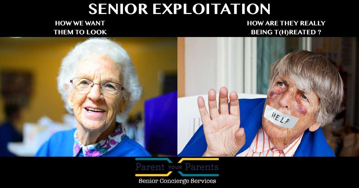 senior exploitation