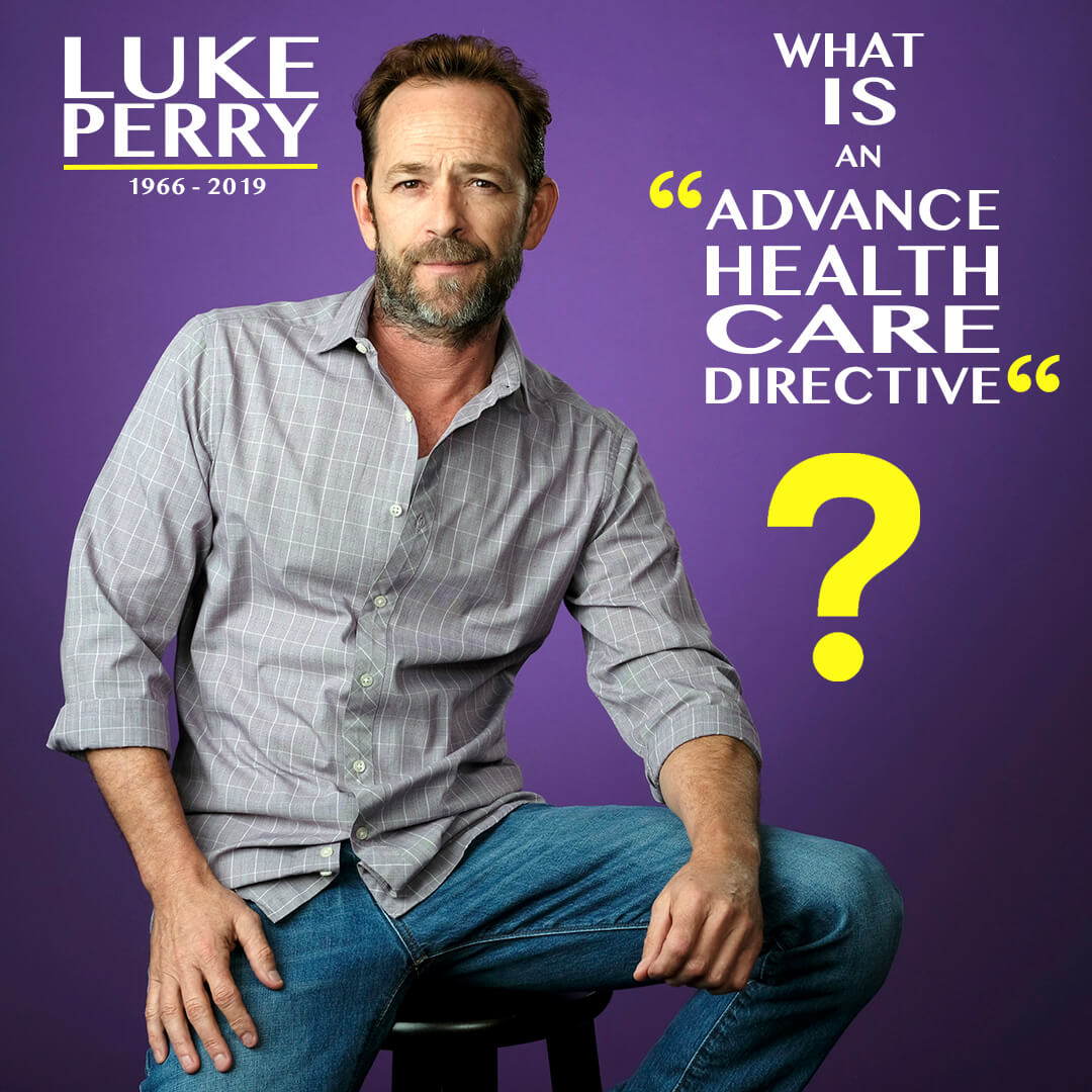 What Luke Perry can teach us